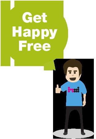 Get Happy Free